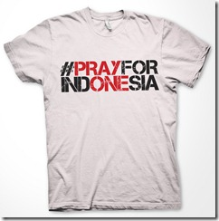 Pray for Indonesia 2